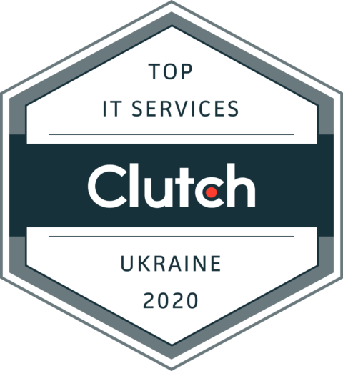 Diya Proud to be Named a Top IT Services Partner in Ukraine by Clutch!