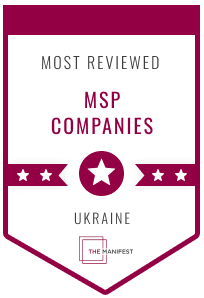 Diya Recognized as One of the Most Reviewed Managed Service Providers in Ukraine